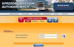 Kup bilet autokarowy Eurolines online
