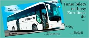 tanie bilety eurolines do anglii wloch niemiec